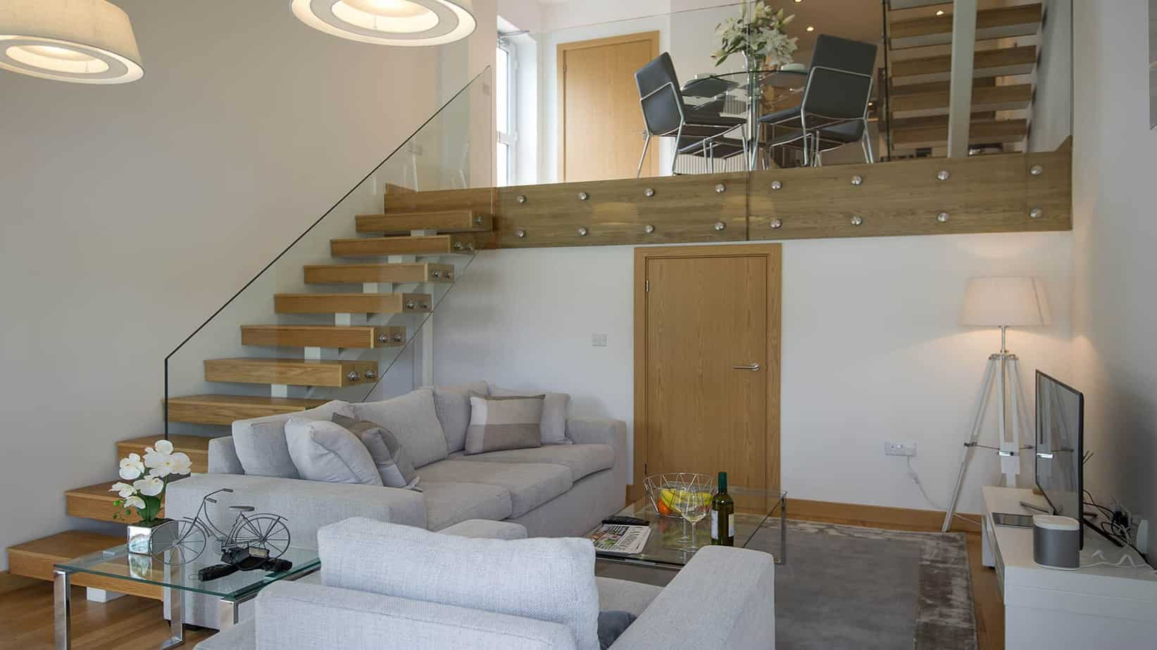 Tailored Stays Cambridge Serviced apartment the executive townhouse