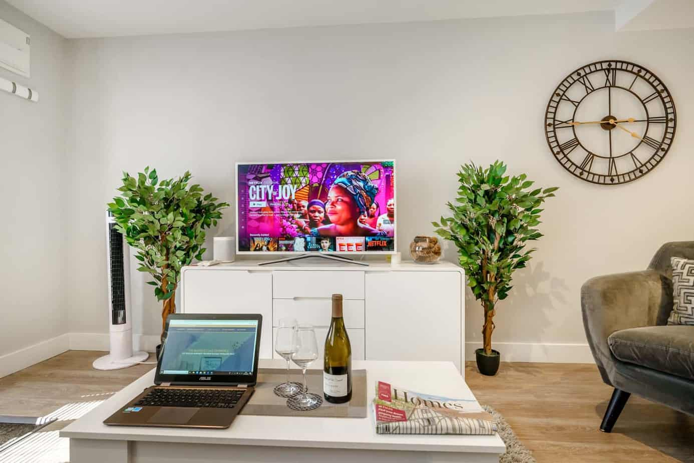 Experience Tailored Stays serviced accommodation Cambridge